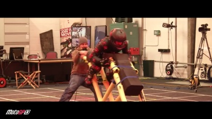 MotoGP 13 - Motion Capture Making Of