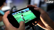 TGS 11: Everybody's Golf Vita Gameplay