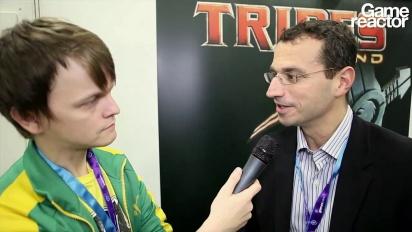 GC 11: Tribes: Ascend-intervju
