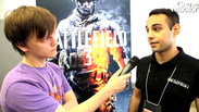 TGS 11: Battlefield 3 interview