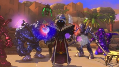 Dungeon Defenders Eternity - Gameplay Trailer