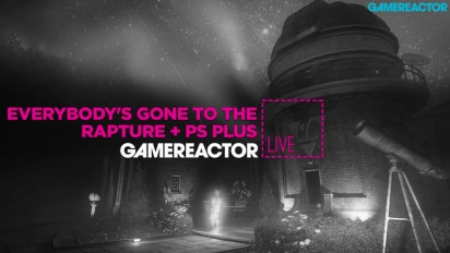 To timer med Everybody's Gone to the Rapture og PS Plus-spill