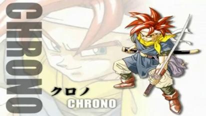 Chrono Trigger DS - Debut Trailer