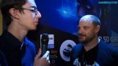 Batman: Arkham VR - Dax Ginn-intervju