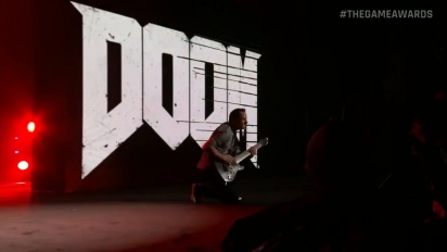 Doom Soundtrack Live - The Game Awards 2016