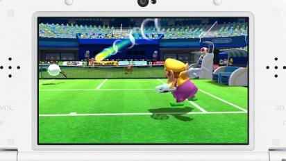 Mario Sports Superstars - Opening Movie