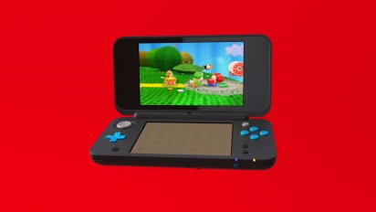 Introducing the New Nintendo 2DS XL