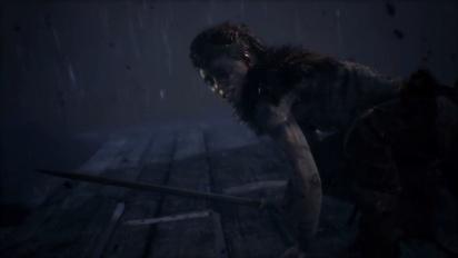 Hellblade: Senua's Sacrifice - Hela Trailer