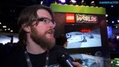 Lego Worlds - Chris Rose-intervju