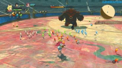 Ni no Kuni II: Revenant Kingdom - King's Cradle - Trial of Courage Gameplay