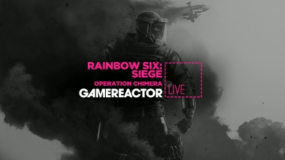Livestream Replay - Rainbow Six: Siege's Operation Chimera and Outbreak on TTS