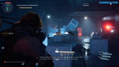 The Divison 2 - Black Tusks Endgame-gameplay Del 1