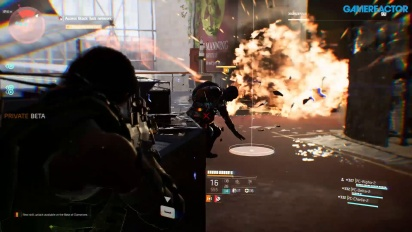 The Division 2 -  National Air and Space Museum-gameplay Del 1