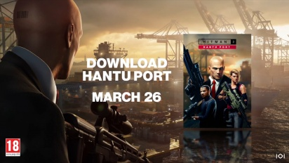 Hitman 2 - Hantu Port Trailer