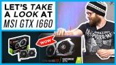 MSI GeForce GTX 1660TI Gaming X - Quick Look