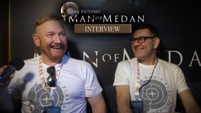 The Dark Pictures Anthology: Man of Medan - Intervju med Pete Samuels og Gareth Betts