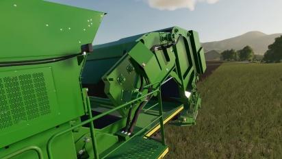 Farming Simulator 19 - John Deere Cotton DLC Teaser