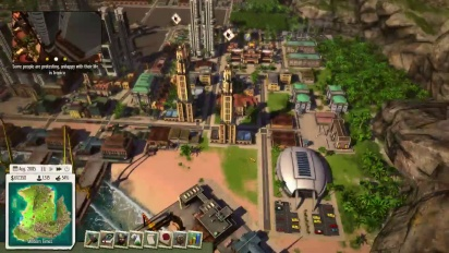 Tropico 5 - Developer Walkthrough