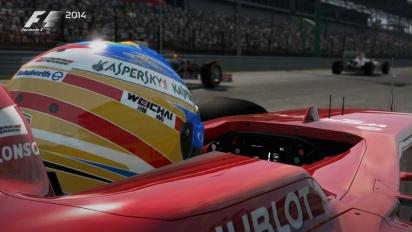 F1 2014 - Who Wins? You Decide: The 2014 Season Trailer