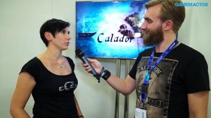 Risen 3 på PS4 - Jenny Pankratz-intervju