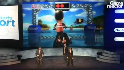 E3 Wii Sports 2 ingame