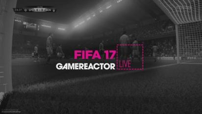 GRTV Live: FIFA 17
