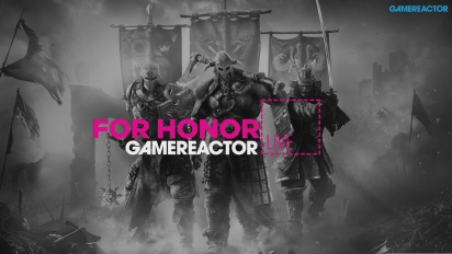Vi tester For Honor!