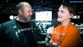 Aaron Greenberg om Xbox One X