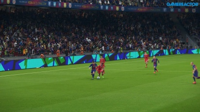 Pro Evolution Soccer 2018 - Barcelona vs Liverpool