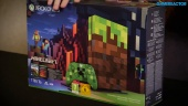 Vi pakker opp Xbox One S Minecraft Edition
