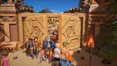 Planet Coaster - Adventure Pack Trailer