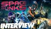 Space Punks - Michael Kuk Interview