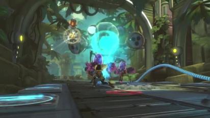Ratchet & Clank: Q Force - Launch Trailer