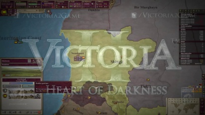 Victoria II: Heart of Darkness Release Trailer