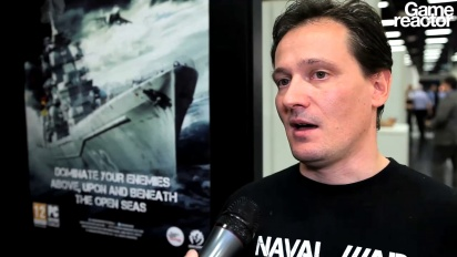 GC 11: Naval War: Arctic Circle-intervju