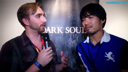 E3 2014: Dark Souls II: Lost Crowns - Atsuro Yoshimura Interview