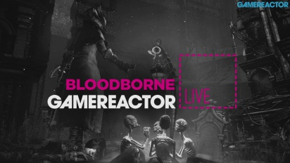 GRTV Live: Bloodborne: The Old Hunters