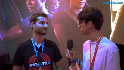 Uncharted: The Lost Legacy-designeren forteller