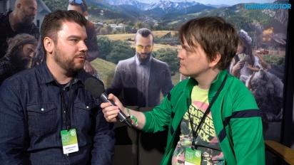 Historieprat om Far Cry 5
