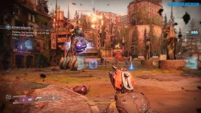Destiny 2 - European Dead Zone-gameplay
