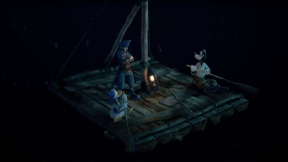 Kingdom Hearts III - E3 2018 Pirates of the Caribbean Trailer