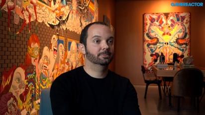 GRIS - Adrián Cuevas Interview