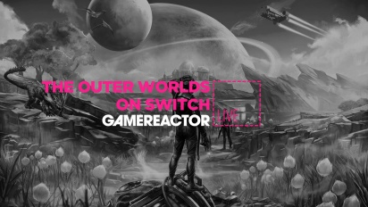 The Outer Worlds - Switch Launch Livestream Replay