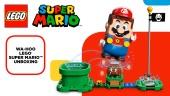 Lego Super Mario - Vi sjekker innholdet i Starter Kit-pakken