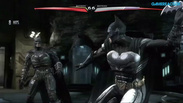 Injustice: Gods Among Us - Batman vs Batman Gameplay