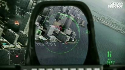 Ti minutter av Ace Combat: Assault Horizon