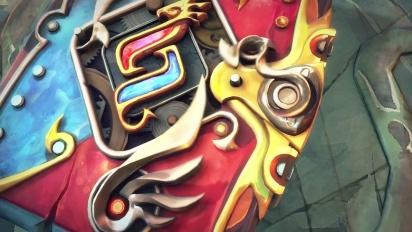Chronicle Runescape Legends - Open Beta Trailer