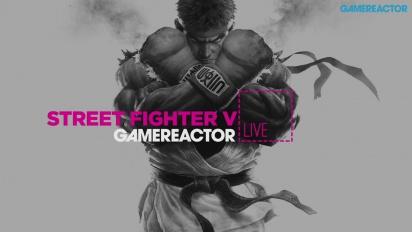 GRTV Live: Street Fighter V
