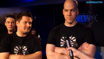 Rainbow Six: Siege - Team GiFu-intervju