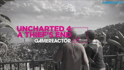 GRTV Live: Uncharted 4: A Thief's End